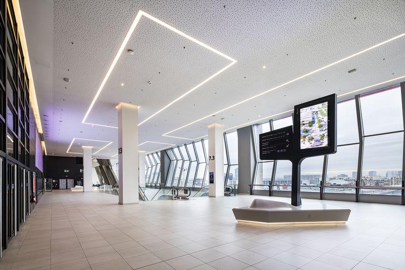 Pavillon 7 – Parc des Expositions de la Porte de Versailles, Paris