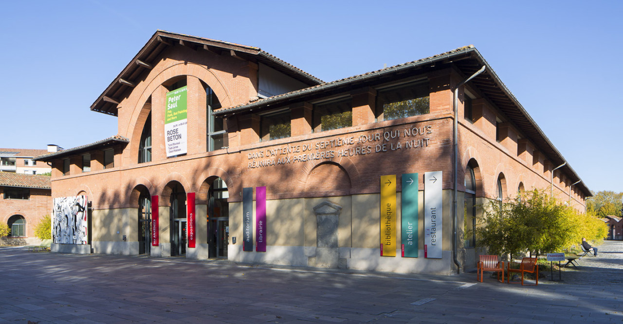« Room for Expression » au cœur des Abattoirs - Frac Occitanie de Toulouse