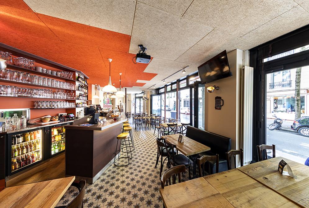 Café Biergit - Paris