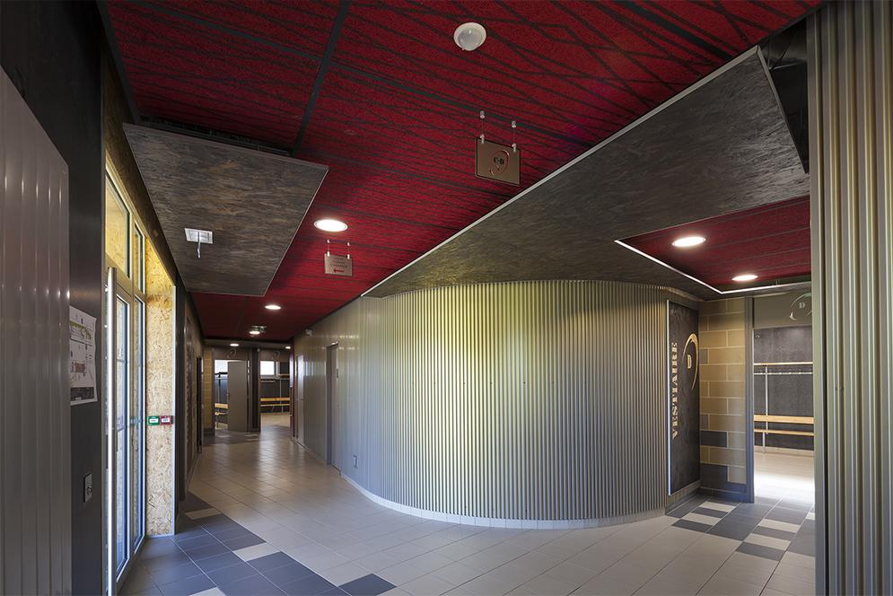 Centre sportif – Villeneuve d'Ascq