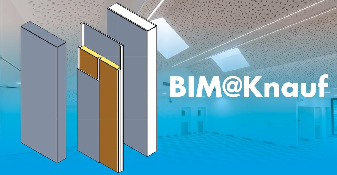 Bim@Knauf : un accompagnement sur-mesure pour tous vos projets BIM