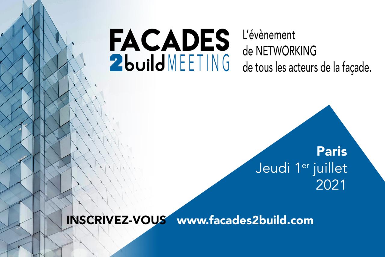 Rendez-vous Knauf : Façades2build, le 1er juillet à Paris