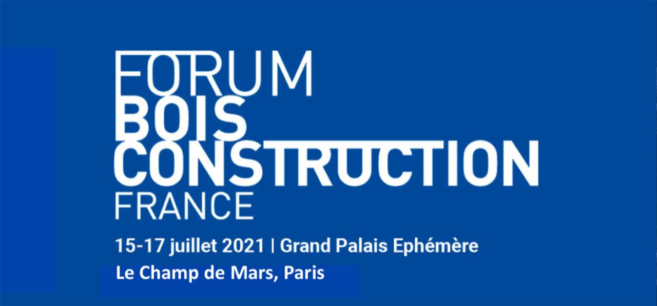 Knauf sur Forum Bois Construction du 15 au 17 juillet