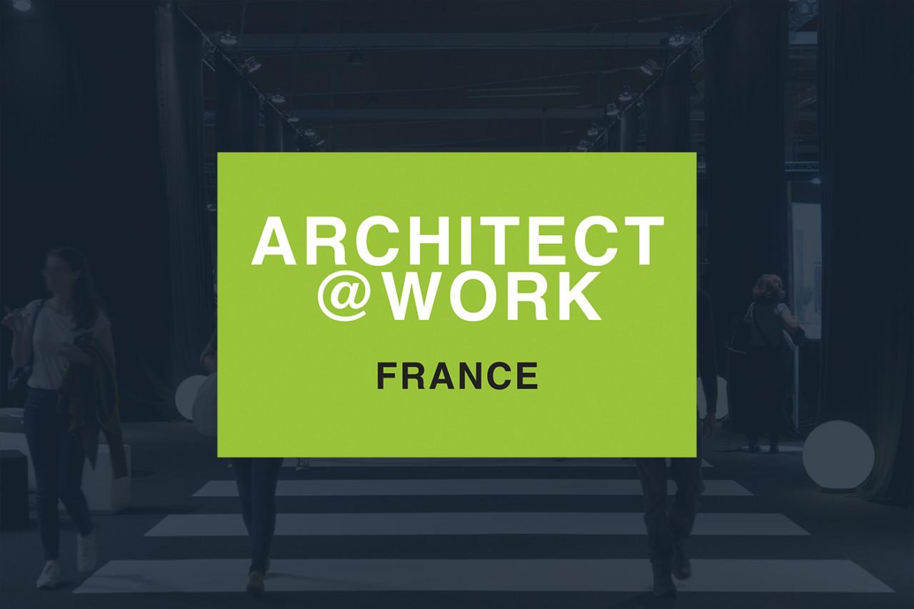 Rendez-vous Knauf : Architect@work Paris, les 23 & 24 septembre, au Paris Event Center